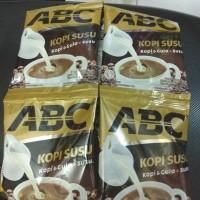 ABC kopi susu Sachet isi 10pcs /rcg