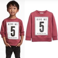 Sweater Anak H&M ori Give me