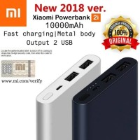 Xiaomi mi powerbank pro 2 10000mah