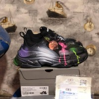Balenciaga Triple S Cat Pilot Sneakers For Man Premium Original