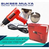 Heat Gun BITEC HGM 1602 GW Mesin Pemanas Hot Gun Hair Drayer Sablon