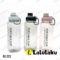 Botol Minum 1000ml BZ223 / Botol Olahraga Kantor Sekolah Botol Jumbo 1