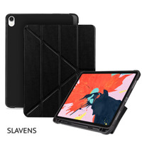 iPad Pro 11 with Pencil Holder Jelly Smart V Transformer Case Cover