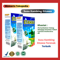 Susu Kambing Etawa Premium Bubuk Ettawa Asli ETAMAS Dijamin Anak Suka