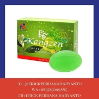 KANGZEN TRANSPARENT SOAP WITH TEA TREE OIL