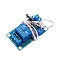 Relay sensor Cahaya 5v Saklar Otomatis Sensor Lampu 250v AC Light LDR