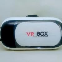 VR Box 2 Kacamata 3D Virtual Reality