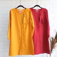 Baju Tunik Terbaru Rumpel - Emikoawa Baju Atasan Wanita Blouse Premium