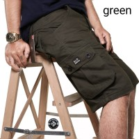 celana pria cargo pendek model terbaru