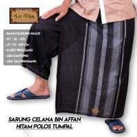 Sarung Celana Bin Affan Hitam / Merah / Biru / Coklat