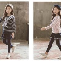 Baju Setelan Anak Perempuan SARAH import