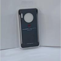 Silicon Case Huawei Mate 30 Pro Black