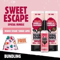 Original Source Sweet Escape Bundle