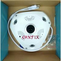 Camera Cctv AHD 2.Megapixel Panorama 360 VR Cam/ AHD Fisheye 2.MP 1080