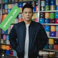jacket bomber pria greenlight ORIGINAL