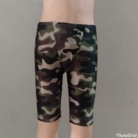 Men Swim Pants Swimwear setara Arena Celana Renang Dewasa J Army