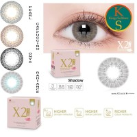 Softlens X2 Sanso Color / X2 Exoticon / Softlens Hydrogel - Onyx