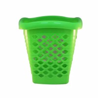 Keranjang Sampah Segi / Tempat Sampah Plastik / Tempat Sampah Kotak