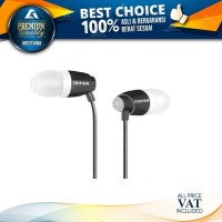 Earphone Headset Edifier H210 High Performance - Hitam, Gold, White