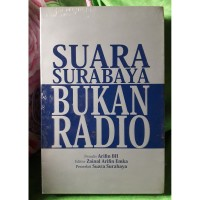 Buku Suara Surabaya Bukan Radio