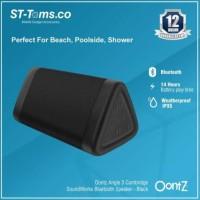Oontz Angle 3 Cambridge SoundWorks Bluetooth Speaker - Black - Hitam