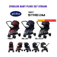 STROLLER BABY PLIKO 387 STREAM