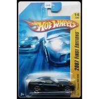 Hotwheels 2007 Ferrari 599 GTB -Black-