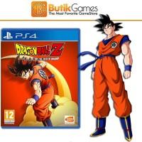 DRAGON BALL Z Kakarot PS4 BD PS4 Kaset PS4