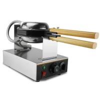 TERLARIS Dijual Mesin Cetakan Kue Egg Waffle Hongkong Style 220V 110V