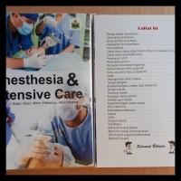 TERBAIK MEDICAL MINI NOTES - ANESTHESIA AND INTENSIVE CARE KODE058