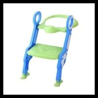 BEST PRODUK BABY SAFE LADDER STEP POTTY/TOILET TRAINING/TANGGA KLOSET