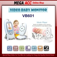 Color Video Baby Monitor VB601 Night Vision 2.0 Inch