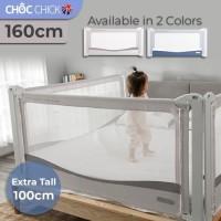 Choc Chick 160cm Extra Tall Bedrail Pagar Pengaman Ranjang Bayi Anak