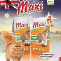 MAXI REPACK 500gr / makanan kucing / cat food
