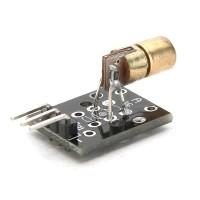 Sos Modul Pemancar Laser KY-008 Untuk Arduino AVR