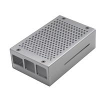 Sos Hitam / Perak Aluminium Terbaru Shell Case Box Enclosure