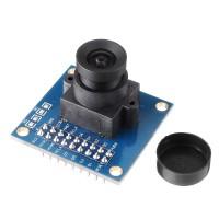 Sos Wareshare OV7670 Modul Kamera Papan Akuisisi CMOS Fokus
