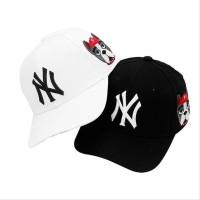 Best Keren Topi Newyork Ny Cewek Cowok Baseball Original Ny