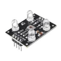 Sos TCS3200 Color Sensor Pengenalan Warna Modul Untuk Arduino