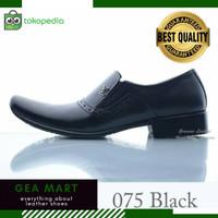 Sepatu Pantofel Pria/ Sepatu Kulit / Sepatu Kantor LV Pantopel 075