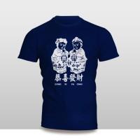 Kaos Baju Pakaian Imlek GONG XI FAT CHAI CHINESE KIDS