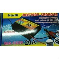 TERBARU BISA BAYAR DI TEMPAT Automatic Smart Battery Charger Accu