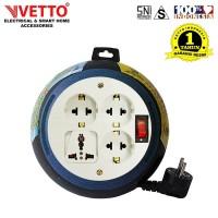 VETTO Box kabel Victoria Laser 5M Switch Turbo SNI - V8685 5Sw+TB