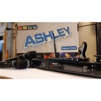 Mic ASHLEY Voice 1000 Microphone Wireless ASHLEY Original