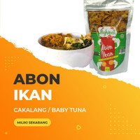 Righinal Abon Ikan Cakalang / Baby Tuna 100gr