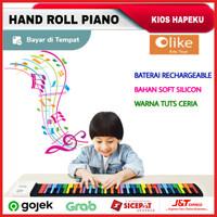 Olike Hand Roll Piano Music Mainan Edukasi Anak Terjangkau Berkualitas