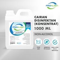 Disinfectant Antiseptik Konsentrat Cairan Desinfektan PROKLEEN 1L