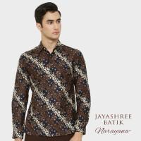 Jayashree Batik Slimfit Narayana Long Sleeve - S