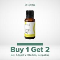 Essenzo Lemon Essential Oil - 10mL (Menurunkan Demam)
