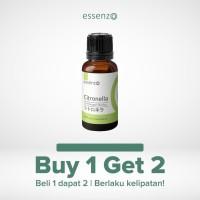 Essenzo Citronella Essential Oil - 10mL (Meringankan Rematik)